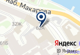 «AxisPoint Consalting» на Яндекс карте Санкт-Петербурга