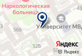 «Эра милосердия, центр социальной помощи» на Яндекс карте Санкт-Петербурга