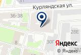 «ЛЕНОБЛРЕСТАВРАЦИЯ, ЗАО» на Яндекс карте Санкт-Петербурга