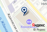 «Хоккейный» на Яндекс карте Санкт-Петербурга