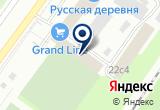 «Модный дом» на Яндекс карте Санкт-Петербурга