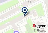 «Уютный уголк» на Яндекс карте Санкт-Петербурга