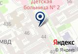 «Тихая Гавань» на Яндекс карте Санкт-Петербурга