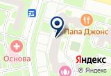 «Электромашина, ПО» на Яндекс карте Санкт-Петербурга