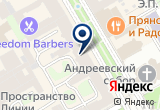 «ФИНАНСОВЫЙ КАПИТАЛ КБ ООО ОК №№ 11, 12» на Яндекс карте Санкт-Петербурга
