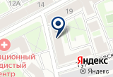«ШТАБ ДНД КИРОВСКОГО РАЙОНА» на Яндекс карте Санкт-Петербурга