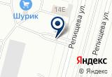 """«ОАО""""Фортуна""""» на Яндекс карте Санкт-Петербурга"""