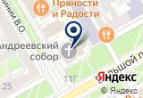 «ЮРИДИЧЕСКАЯ КНИГА КНИЖНЫЙ МАГАЗИН» на Яндекс карте Санкт-Петербурга