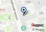 «Южный Двор, магазин» на Яндекс карте Санкт-Петербурга