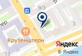 «ХипКам» на Яндекс карте Санкт-Петербурга