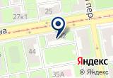 «Северная Безопасность» на Яндекс карте Санкт-Петербурга