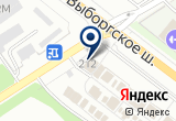 «КОРОНА, ООО, строительно-монтажная компания» на Яндекс карте Санкт-Петербурга