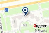 «ЮЛА ТОО» на Яндекс карте Санкт-Петербурга