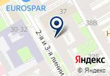 «ПЕТЕРКОМ ПТП ООО» на Яндекс карте Санкт-Петербурга