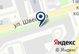 «Фреал и Ко» на Яндекс карте Санкт-Петербурга