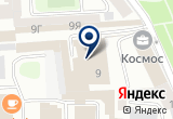 «ЮПИТЕР - ХОЛДИНГ ЗАО» на Яндекс карте Санкт-Петербурга