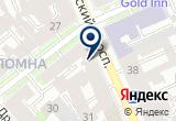 «Живи вкусно» на Яндекс карте Санкт-Петербурга