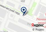 "«Производственно-сервисная компания ""Традиция""» на Яндекс карте Санкт-Петербурга"