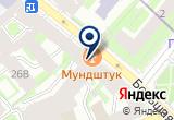 «СКАНД АО» на Яндекс карте Санкт-Петербурга