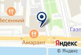 """«Отель """"Ланселот""""» на Яндекс карте Санкт-Петербурга"""