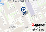 «ТИМ ИНФОРМАЦИОННАЯ ФИРМА ЗАО» на Яндекс карте Санкт-Петербурга