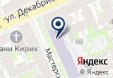 «Шимпанзе» на Яндекс карте Санкт-Петербурга
