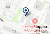 «Эдем-Авто» на Яндекс карте Санкт-Петербурга