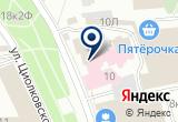 "«ООО ""ИИТБ""» на Яндекс карте Санкт-Петербурга"