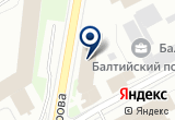 «Эверест, ЗАО» на Яндекс карте Санкт-Петербурга