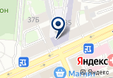 «СОФИТ ЗАО» на Яндекс карте Санкт-Петербурга