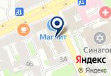 «Спутниковые телесистемы Санкт Петербург» на Яндекс карте Санкт-Петербурга
