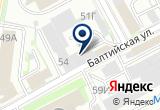 «Умит Метком, ООО, производственно-строительная компания» на Яндекс карте Санкт-Петербурга