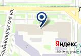 «СайтГуру» на Яндекс карте Санкт-Петербурга