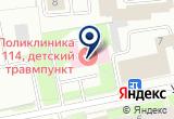 «Центр травматологии и реабилитации» на Яндекс карте Санкт-Петербурга