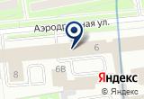 «ООО «Криотерм»» на Яндекс карте Санкт-Петербурга