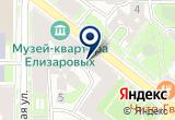 «ТеплоРегион» на Яндекс карте Санкт-Петербурга