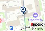 «СтройАлмаз» на Яндекс карте