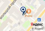 «Экотопия» на Яндекс карте Санкт-Петербурга