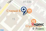 """«Бистро """"Печатный двор""""» на карте"""