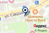 «Оптовая компания Руна» на Яндекс карте Санкт-Петербурга