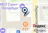 «АЗИМУТ Отель Санкт-Петербург» на Яндекс карте Санкт-Петербурга