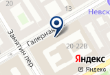«ФАКТОР УСТЬ-ЛУЖСКИЙ ЛЕСНОЙ ТЕРМИНАЛ» на Яндекс карте Санкт-Петербурга
