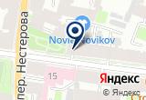 «Санкт-Петербургский Стрелковый Клуб» на Яндекс карте Санкт-Петербурга