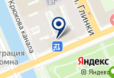 «Система Профессионального Обучения» на Яндекс карте Санкт-Петербурга