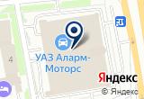«ЭталонСтрой-РиО» на Яндекс карте Санкт-Петербурга