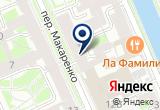 «ПрофАлмаз, ООО, строительно-прокатная компания» на Яндекс карте Санкт-Петербурга