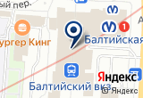 «Спецэлектрод-Храпуново, ЗАО» на Яндекс карте Санкт-Петербурга