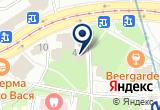 «Станция Черная речка» на Яндекс карте Санкт-Петербурга