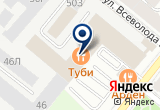 «СКАЙ ГРАФИКС» на Яндекс карте Санкт-Петербурга