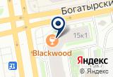 «Эскиз, салон штор» на Яндекс карте Санкт-Петербурга